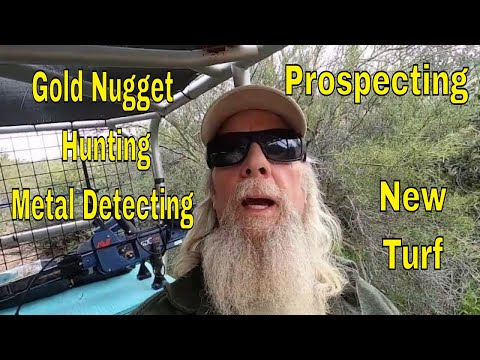 Gold Nugget Prospecting New Turf