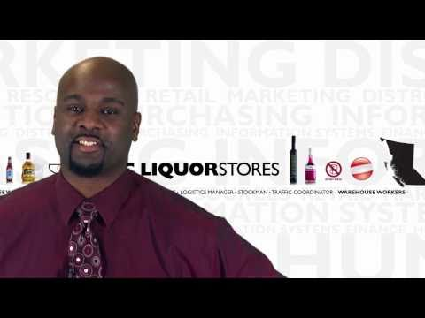 Step into a Career with BC Liquor Distribution Branch