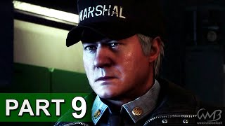 Alien: Isolation - Walkthrough Part 9 (Mission 8 - Haven) [Hard]