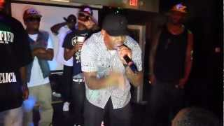 "BIGG CHUBBA PERFORMS LIVE ""Backbone""  ""Last Warning"" ""@ CLUB RENDEVU_K O B ENT_SUNNY PICZ"