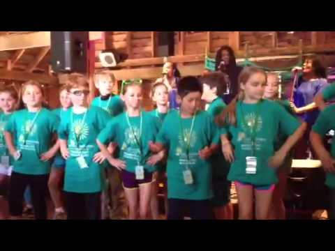 Asheville Catholic School Performs at LEAF