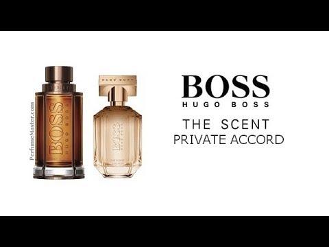 Kauf echt letzte Veröffentlichung Online gehen Hugo Boss The Scent Private Accord New Perfumes