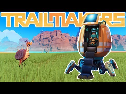 Trailmakers - A WHOLE NEW WORLD TO EXPLORE! - Expedition Mode - Trailmakers Early Access Gameplay