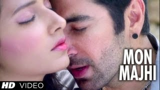 Mon Majhi Re Full Video Song ᴴᴰ - Arijit Singh | Boss Bengali Movie 2013 Feat. Jeet