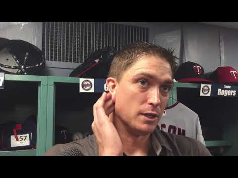 Twins RHP Kyle Gibson on hearing his name in trade rumors and how the front office views this team
