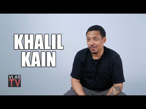 Khalil Kain on Playing Tiger Woods in Biopic, Acting on 'Girlfriends', 'Friends' Part 9