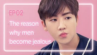Video The reason why men become jealous | Love Playlist | Season2 - EP.02 download MP3, 3GP, MP4, WEBM, AVI, FLV April 2018