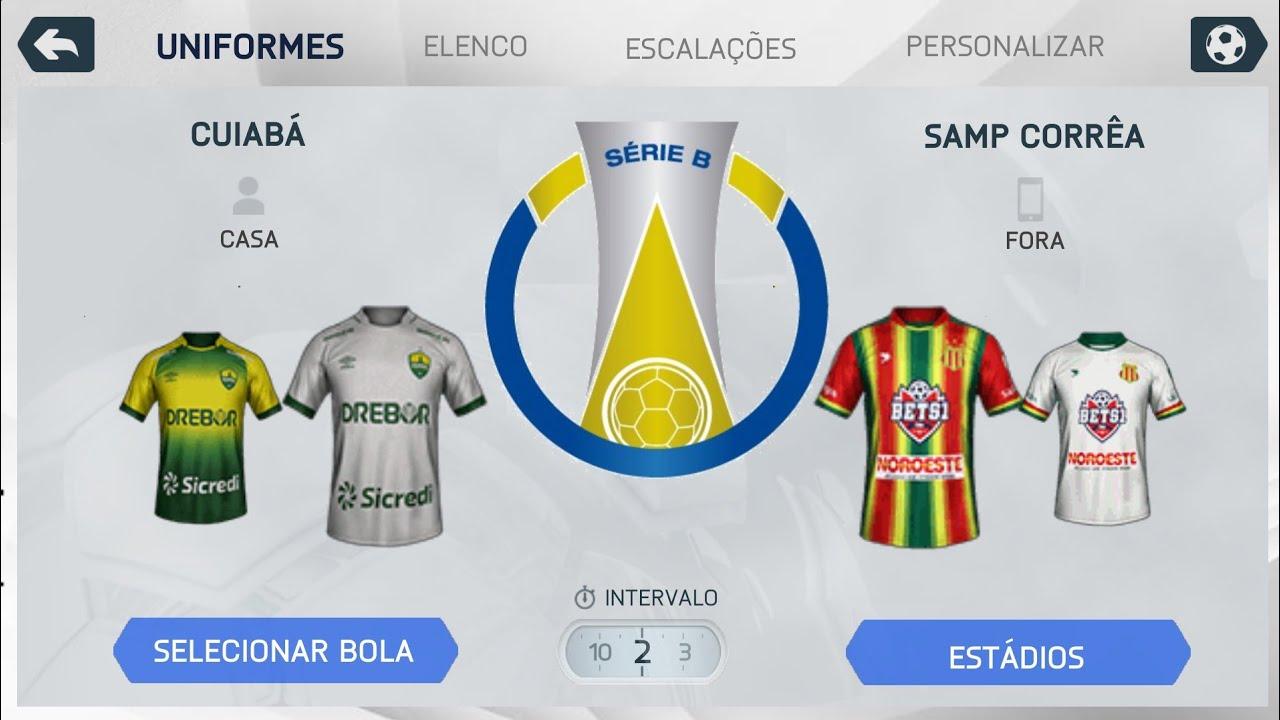 NOVO FIFA 14 Mod 20 Brasileirão A e B inédito!
