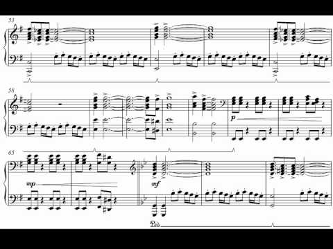 Duel of the Fates - Piano Cover [SHEET MUSIC] (Arr. Microrator)