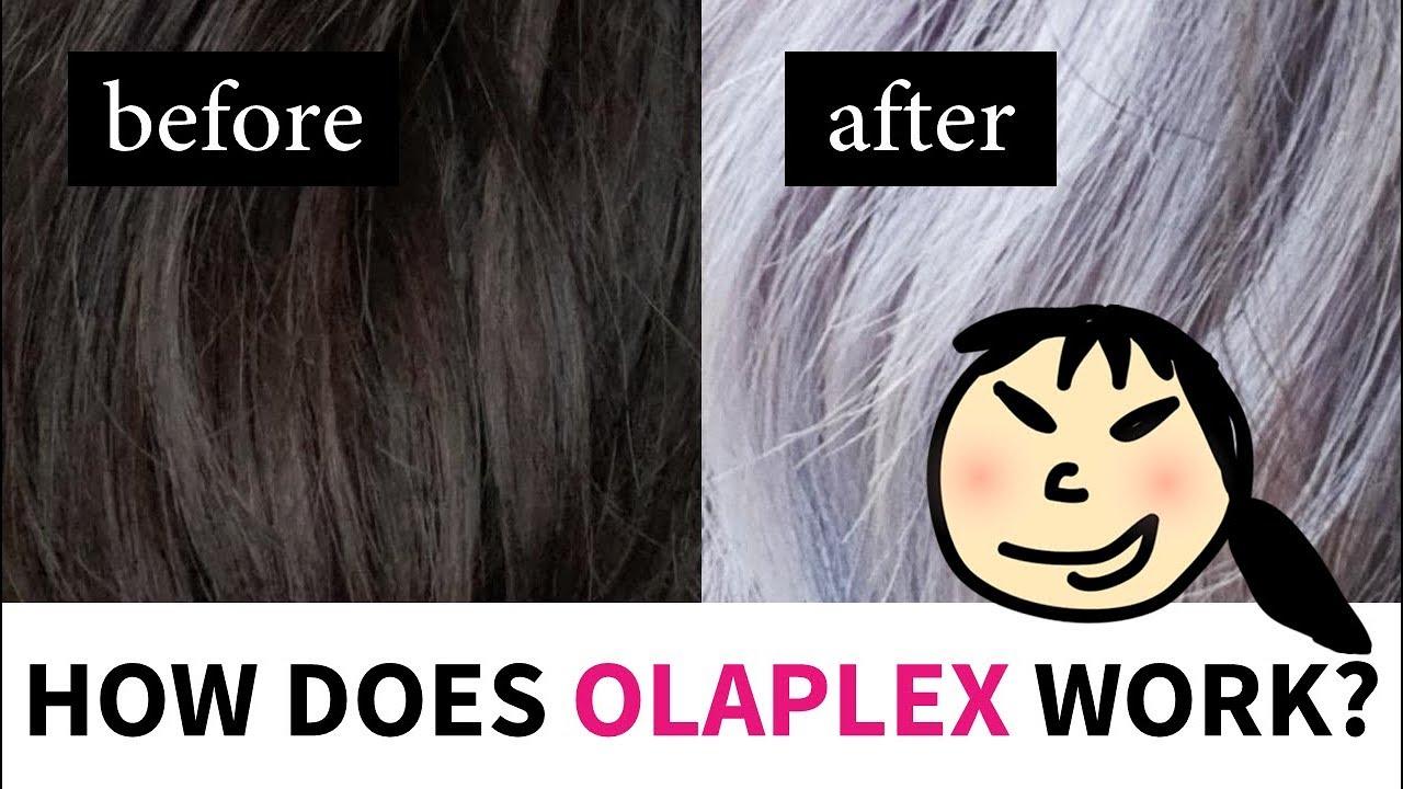 How Does Olaplex Hair Treatment Work Lab Muffin Beauty