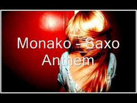 Monako - Saxo Anthem