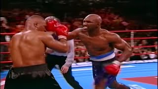 """Iron\"" Mike Tyson vs. Evander \""The Real Deal\"" Holyfield - 1996 (highlights)"