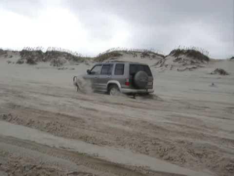 Corolla Beach Jeep Rentals