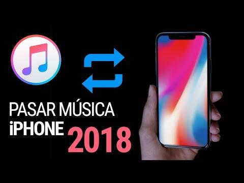 Tutorial | Pasar Música de iTunes a un iPhone, iPad & iPod | 2018