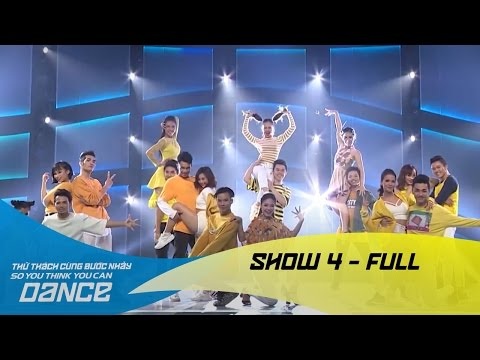 Thử Thách Cùng Bước Nhảy 2016 - Khánh Thi chấn chỉnh thái độ thí sinh trên sân khấu| Full HD