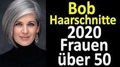 Haarschnitte BOB Ideen 2020 für ältere FRAUEN