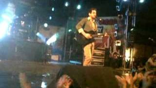 Bilal Khan performing live on Beach view Club Concert @Currentblogonline.com