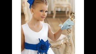 Модные детский платья на выпускной в детском саду 2017(, 2015-05-19T22:08:18.000Z)
