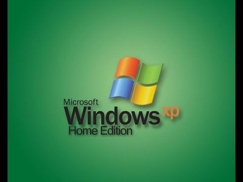 Установка Windows XP Home Edition SP3