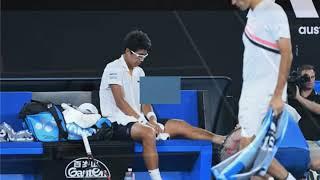 Большой теннис Австралия Опен – жара 39, кровавые мозоли и солнечные удары