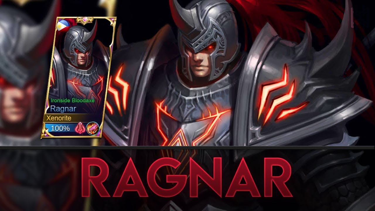 New Hero Ragnar