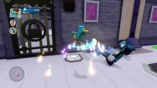 Evil Incorporated: Disney Infinity Toy Box Game