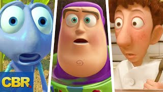 The Pixar Theory Explained: How All The Animated Movies Are RELATED (Disney)