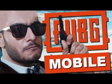 PUBG MOBILE: HITMAN CHALLENGE! | RAWKNEE LIVESTREAM