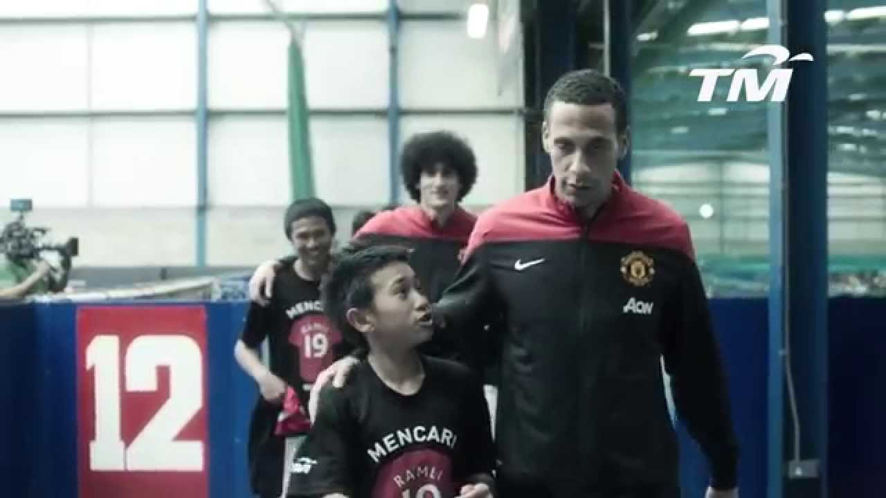 Mencari Ramli 3 Pengalaman Bersama Manchester United
