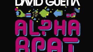 David Guetta - The Alphabeat HD ORIGINAL SONG