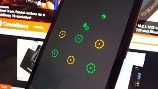 Verso: The Momentum Ball Game for BlackBerry 10