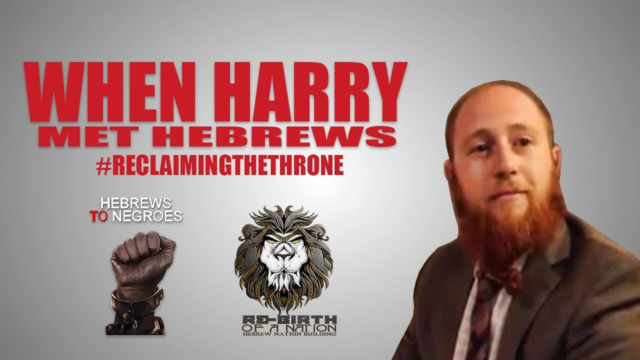 RABBI HARRY ROSENBERG GETS DESTROYED BY REBIRTH OF A NATION AND HEBREWS 2 NEGROES