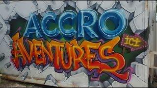 Présentation du Parc  Accro Aventures