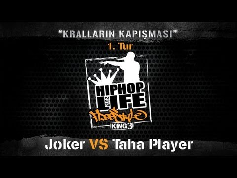 Joker vs Taha Player - Hiphoplife Freestyle King 3 (2012) #FK3