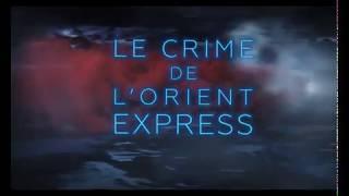 """SNCF partenaire du film """" Le Crime de l'Orient Express """""""