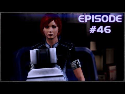 Mass Effect 3 - Conrad's Heroism, Dance Floor Shenanigan's & Captain's Cabin Call's - Episode 46