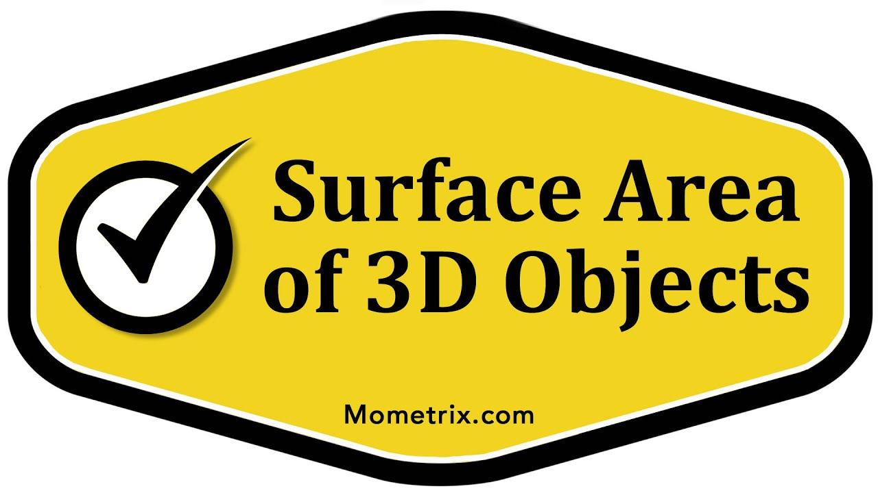 How to find surface area of 3d shapes youtube how to find surface area of 3d shapes ccuart Gallery