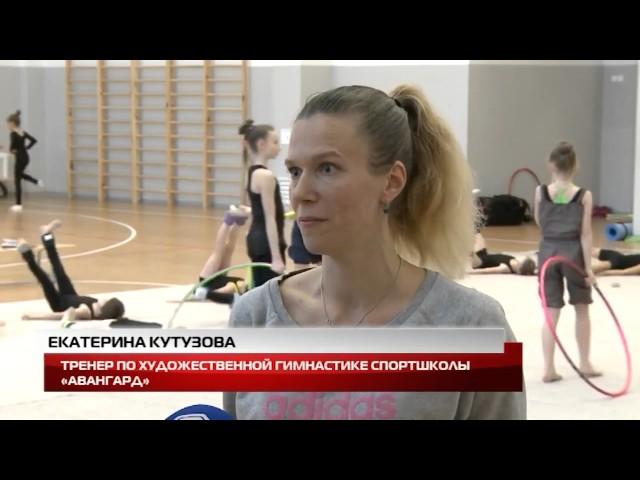 Ксения Патюкова   мастер спорта по художественной гимнастике
