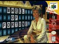 N64 Wheel of Fortune 8th Run Game #3