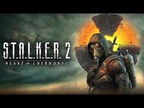 S.T.A.L.K.E.R. 2: Сердце Чернобыля — Геймплей | ТРЕЙЛЕР [на русском; озвучка]Смотрим вместе.
