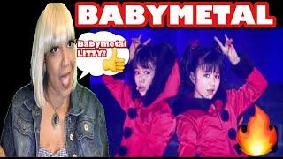 "babymetal BABYMETAL-ONEDARI DAISAKUSAN LEGEND ""1997"" SU-METAL[聖誕祭コンテンツ管理用]Reaction ~~~~~~~~~~~~~~~~~~ THANKYOU FOR ..."