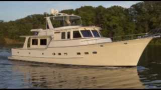 Fleming 58 from Motor Boat & Yachting
