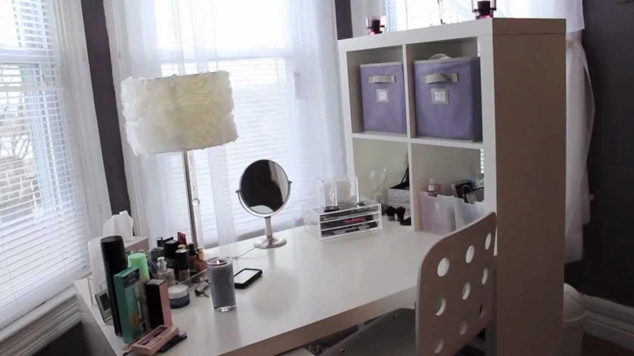 Entren a mi vestidor youtube - Ideas para hacer un tocador ...