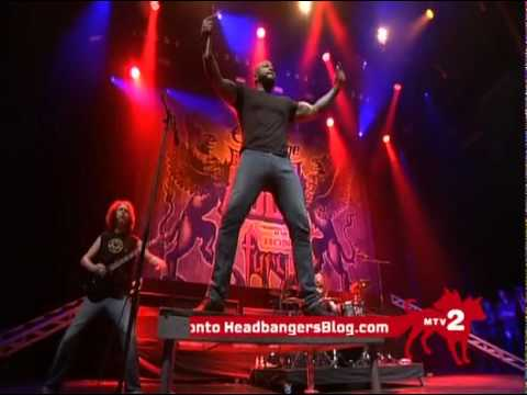 Killswitch Engage - My Curse (LIVE)