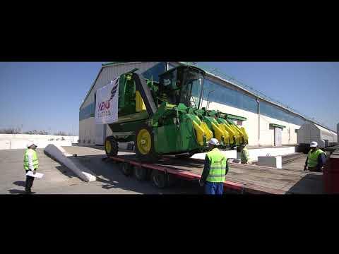 Транспортная компания в Туркменистане. MENO LOGISTICS