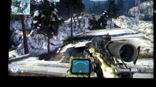 Places to hide and snipe in the Estate Map Call of Duty Modern Warfare 2 by Atomsfamily.net
