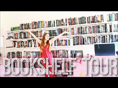 MY BOOKSHELF TOUR | 2015