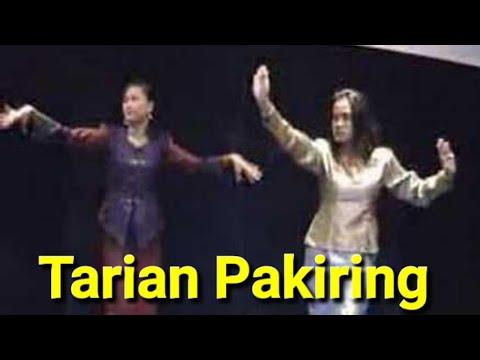 Tarian Pakiring @ Daling-daling
