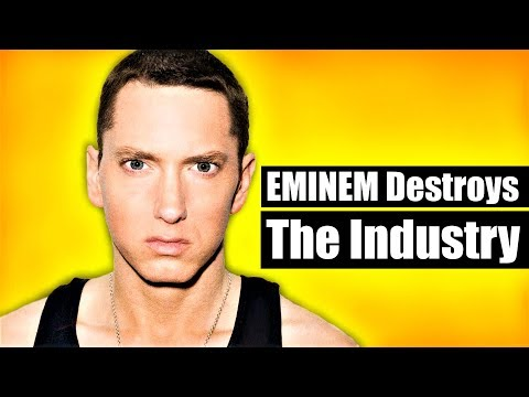 EMINEM Destroys Mumble Rap & Critics Kamikaze Album