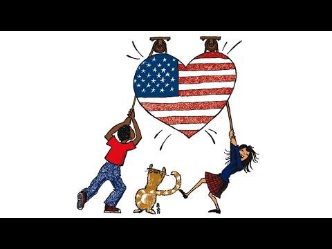 Oh, I Love America - MusicK8.com Singles Reproducible Kit
